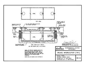 Long Beach Iron Works Agency Standard Plan Drawings